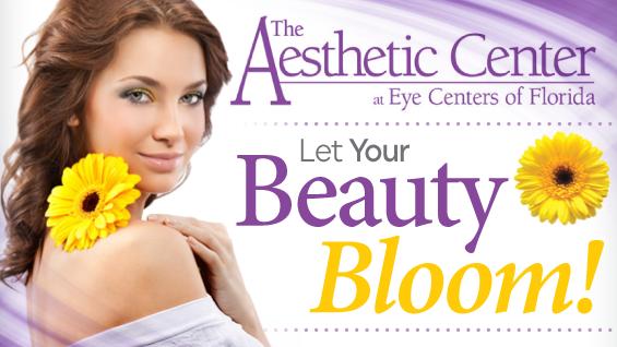 April Specials: Specials Let Your Beauty Bloom!