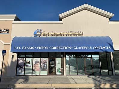Eye Care Center near Port Charlotte, FL