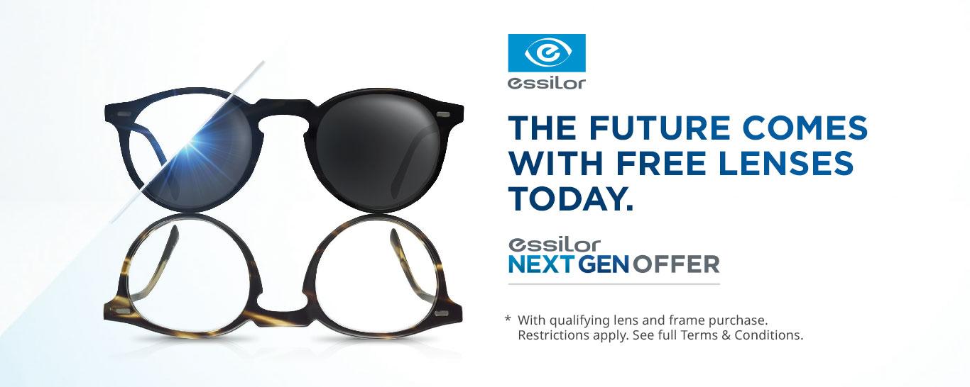 Essilor FREE Lenses