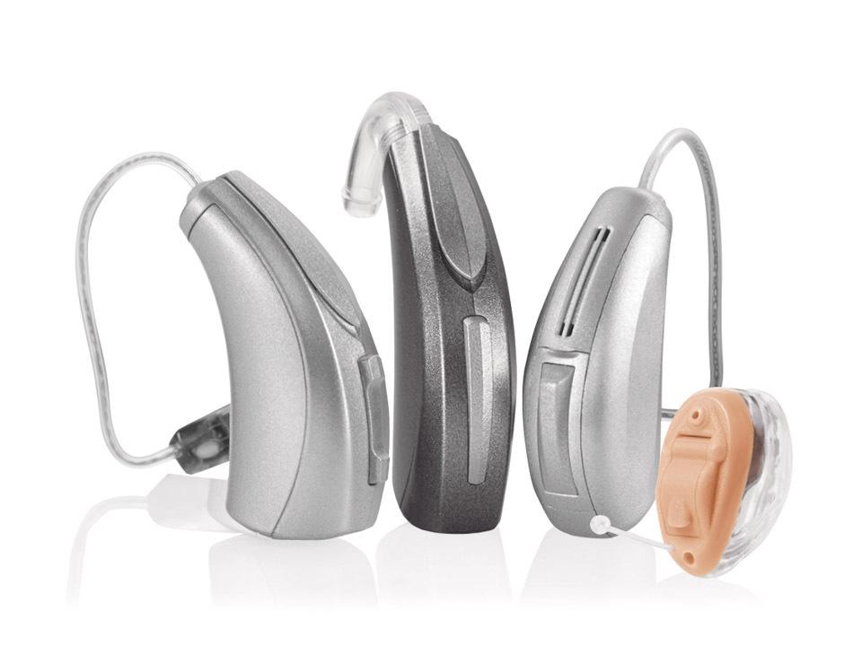 NOW® iQ Hearing Aid