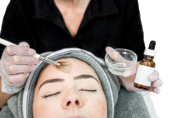 Medical-Grade Chemical Peels Skin Treatment