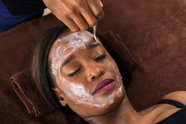 Custom Facial Face Treatment