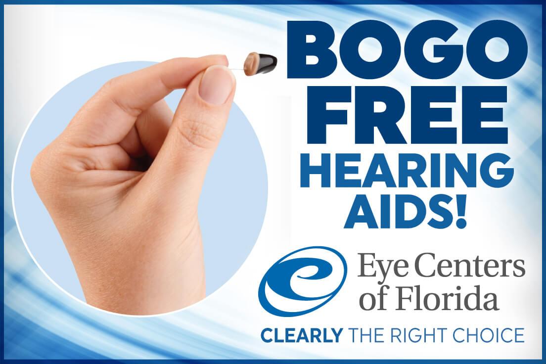 BOGO Hearing Offer