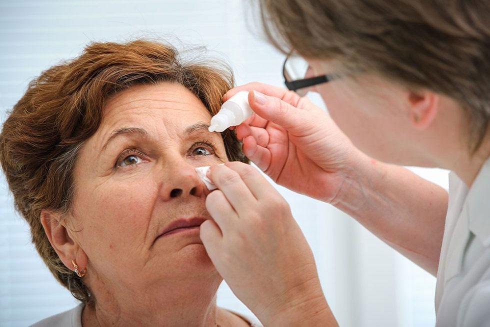 Dry Eye Syndrome Preventative Methods