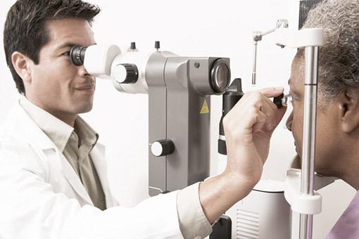 Diabetic Eye Disease Test